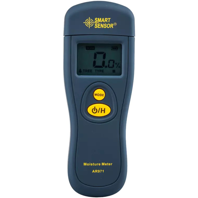 The following is the AR971 wood moisture tester: